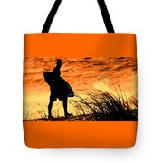 Wave Search Tote Bag
