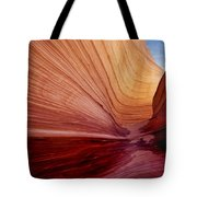 Wave Utah Tote Bag