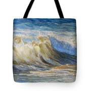 Wave2 Tote Bag