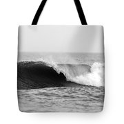 Waves Along The Shore Tote Bag