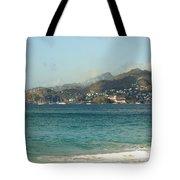 Waves And Sky Tote Bag