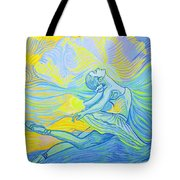 Waves And The Wind Tote Bag