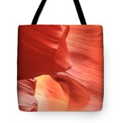 Waves Faces And Light Tote Bag