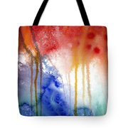 Waves Of Emotion Tote Bag