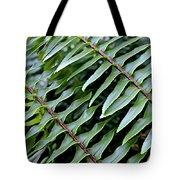 Waves Of Green Tote Bag