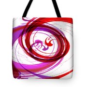 Circling Grace 3 Tote Bag