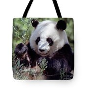 Waving The Bamboo Flag Tote Bag