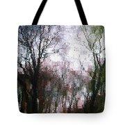 Wavy Willows Tote Bag