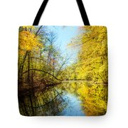 Waxen Autumn 1  Tote Bag