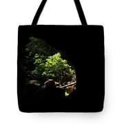 Way To Paradise Tote Bag