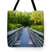 Way To Wilderness Tote Bag