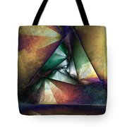 Way Towards The Unknown Tote Bag