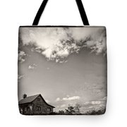 Way Up In The Clouds Tote Bag