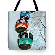 Way Up In The Sky Tote Bag