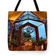wayfarers Chapel 8 Tote Bag