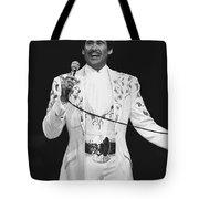 Wayne Newton Tote Bag