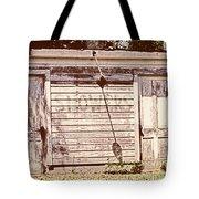 Wayside Shower Tote Bag