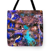 We All Bleed The Same Color Iv Tote Bag