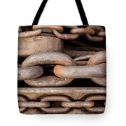 We Are All Linked Tote Bag