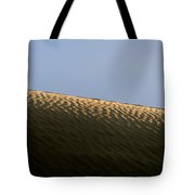 We Build Up Castles In The Sky And In The Sand. Tote Bag