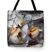 We Called It Snowmaggedon Tote Bag