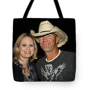 We Went Out Last Night Tote Bag