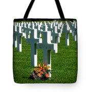 We Will Always Remember Tote Bag