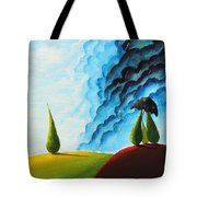 Weather Change Tote Bag