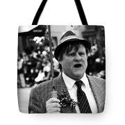 Weather Man  Tote Bag