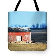Weather Worn Tote Bag
