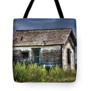 Weathered And Worn Well  Tote Bag by Saija  Lehtonen