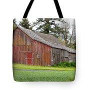 Weathered Barn 2 Tote Bag
