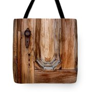 Weathered Entrance Tote Bag