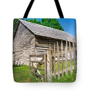 Weathered Old Country Barn Tote Bag
