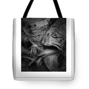 Weathered Poster Tote Bag