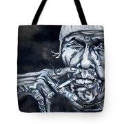 Weathered Sailor Tote Bag