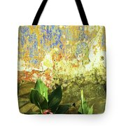 Weathered Wall 01 Tote Bag