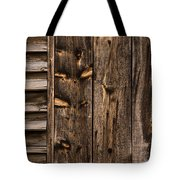 Weathered Wooden Abstracts - 3 Tote Bag
