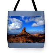 Weaver's Needle Tote Bag
