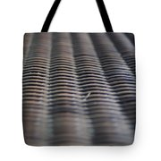 Weaving In And Under Tote Bag