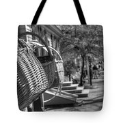 Weaving The Past Tote Bag