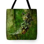 Web N Things Abstract Tote Bag