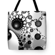 Web Of Worlds Tote Bag