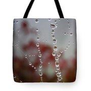 Web Works Tote Bag