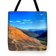 Webster Pass Colorado Tote Bag