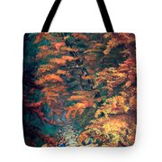Webster's Falls Tote Bag