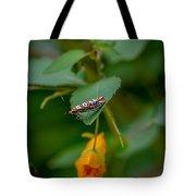 Webworm Tote Bag
