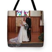 Wedded Tote Bag
