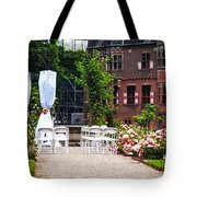 Wedding Arrangement In De Haar Castle. Utrecht  Tote Bag by Jenny Rainbow