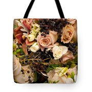 Wedding Bouquets 02 Tote Bag